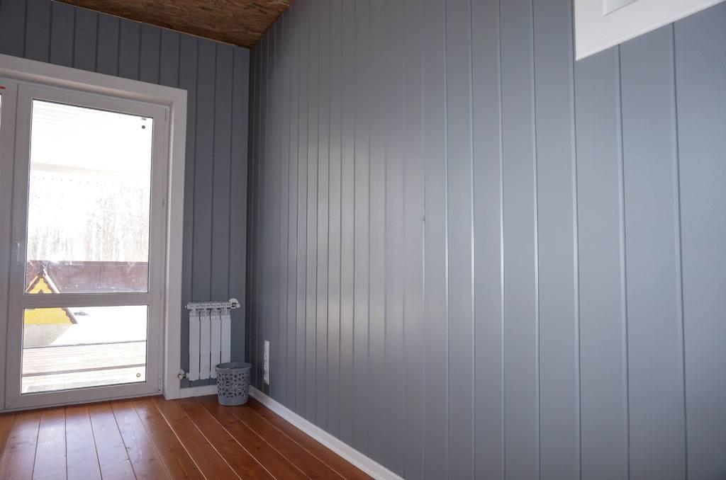 Выбираем средства для покраски вагонки внутри дома