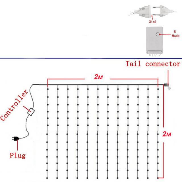 Как отремонтировать светодиодную гирлянду своими руками