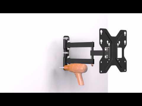 Как повесить телевизор на стену без кронштейна своими руками? способы крепления жк-телевизора к стене, схемы