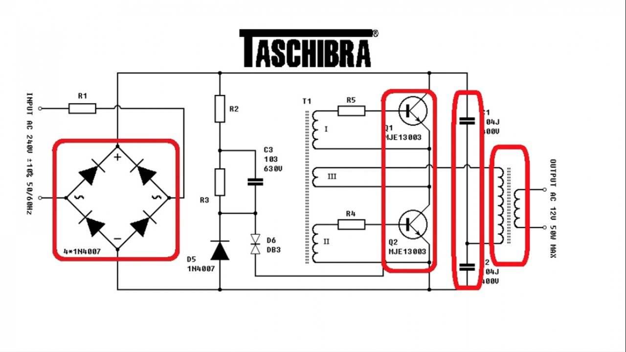 Как выбрать и установить трансформатор для галогенных ламп 12 вольт