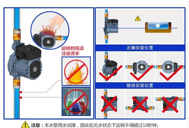 В каких случаях не обойтись без установки дополнительного насоса в систему отопления?