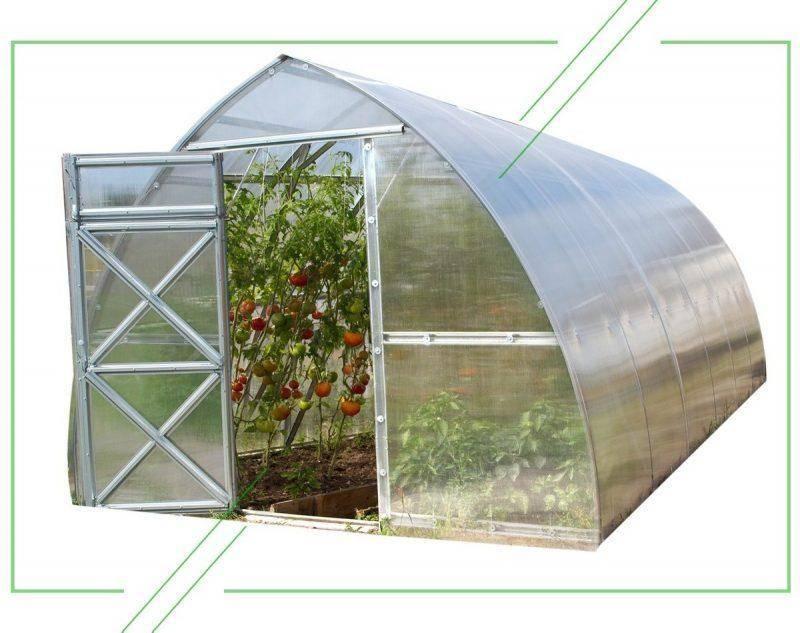 Теплица для зимнего выращивания овощей