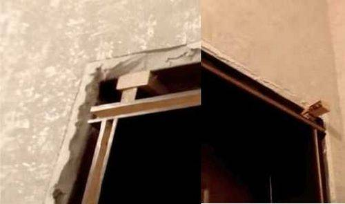 Откосы для межкомнатных дверей своими руками (видео)