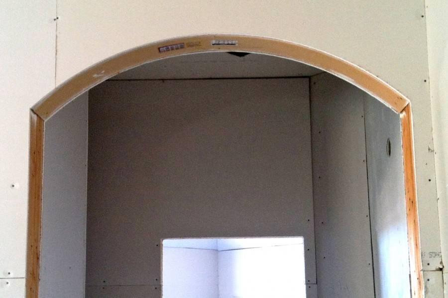 Как сделать арку из гипсокартона: делаем межкомнатную арку по фото-инструкции. 120 фото арок в интерьере