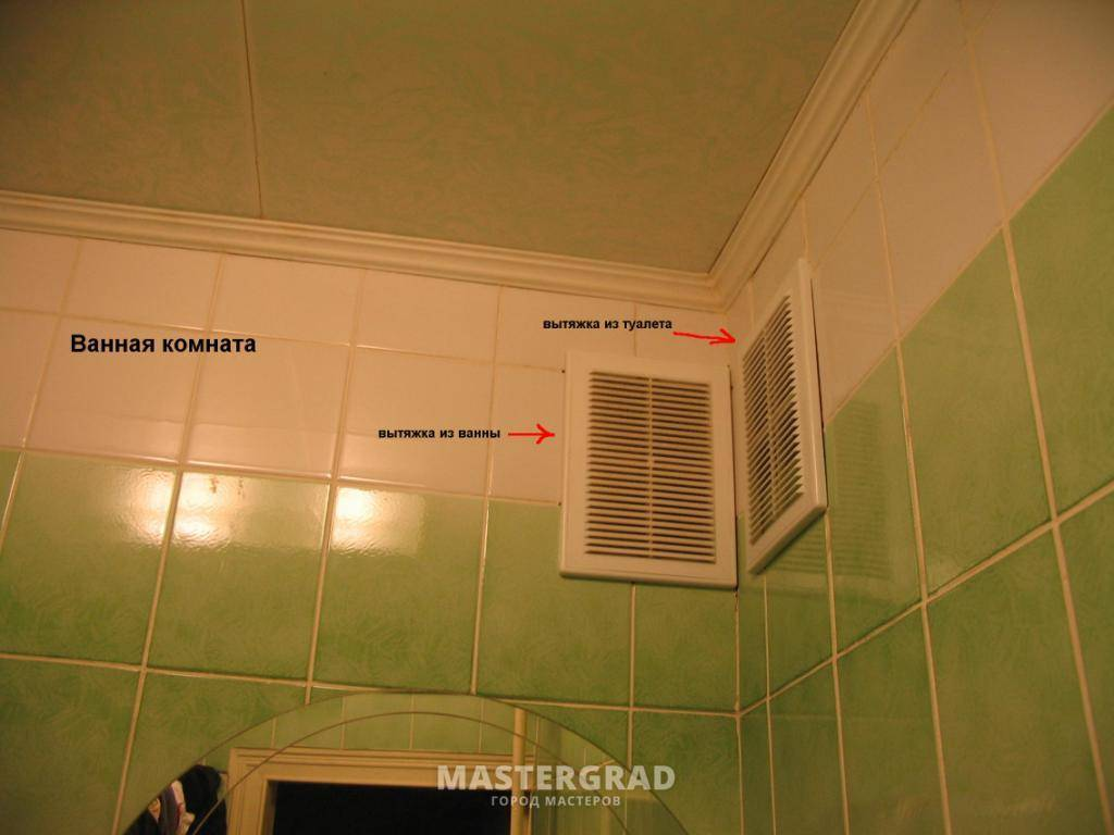 10 лучших вентиляторов для ванной комнаты различного типа