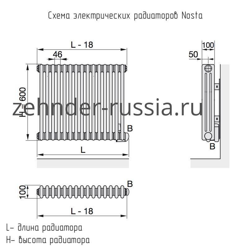 Чем хороши радиаторы zehnder? обзор и отзывы