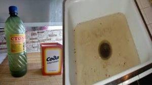 Уксус и сода — все способы применения в быту, в кулинарии  и …