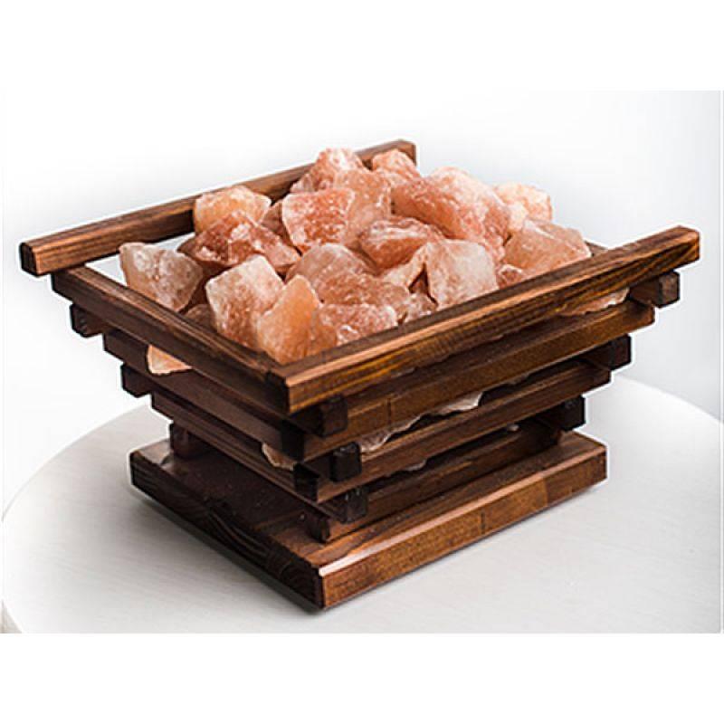 Соль гималайская розовая — обзор полезных свойств для здоровья