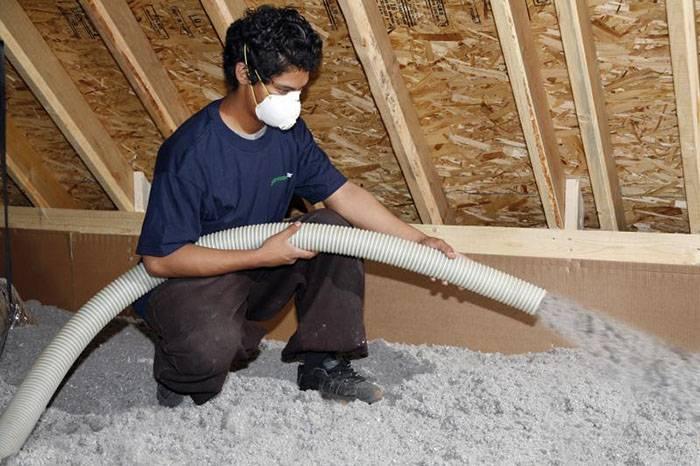 Выполняем процесс утепления крыши изнутри своими руками