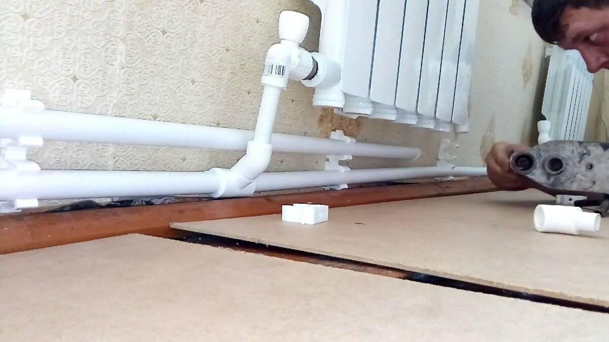 Простота монтажа и надёжность — а что ещё нужно? особенности использования металлопластиковых труб для отопления
