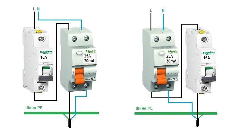 Дифавтомат какой фирмы выбрать - всё о электрике в доме