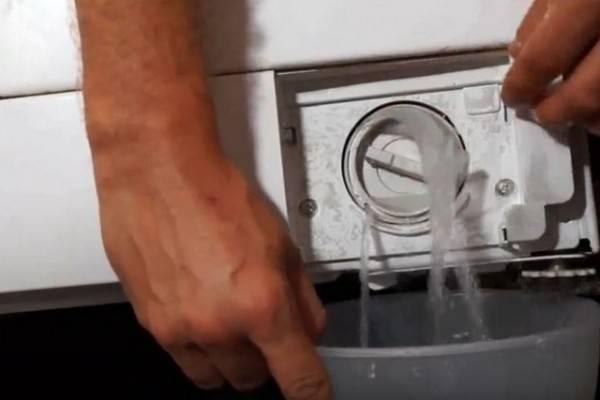 Коды ошибок стиральных машин bosch: расшифровка и советы по устранению неисправностей