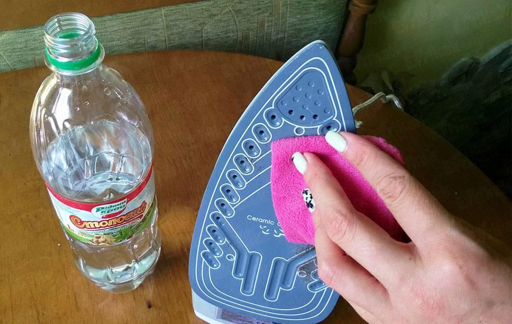 Как почистить утюг от накипи: внутри и снаружи, растворы, средства, самоочистка, отзывы