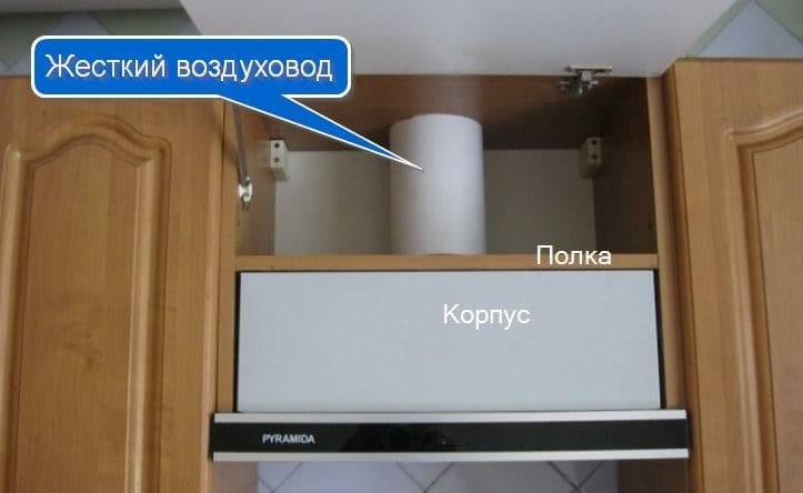 Вытяжка для кухни каминного типа отличия и 5 важных критериев выбора