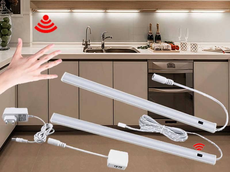 Освещение на кухне: как правильно организовать кухонную подсветку