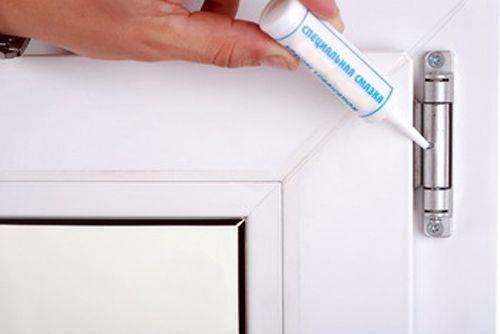 Смазка пластиковых окон своими руками: какие работы нужно выполнить в первую очередь
