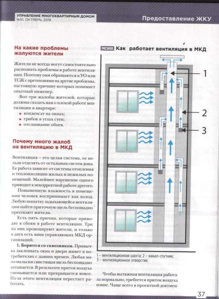 Чистка вентиляции в многоквартирном доме: способы, периодичность, применяемый инструмент