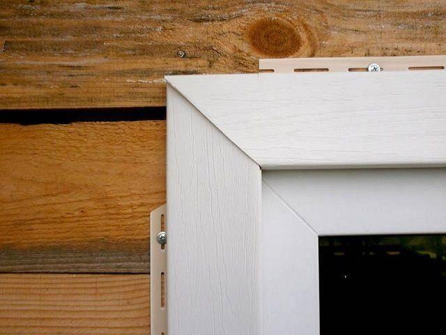 Монтаж пластиковые наличники на окна с улицы для внешней отделки в деревянном доме? установка своими руками- обзор +видео