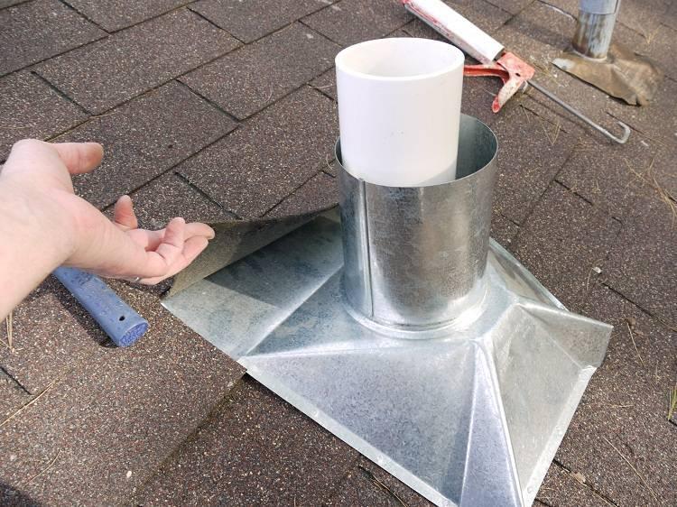 Трубы для дымохода - материал изготовления, длина и диаметр
