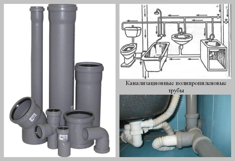 Диаметр канализационных труб — kanalizaciya-stroy