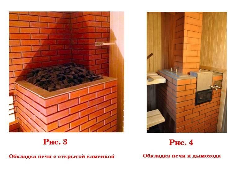 Как обложить металлическую печь кирпичом в доме – пошаговое руководство