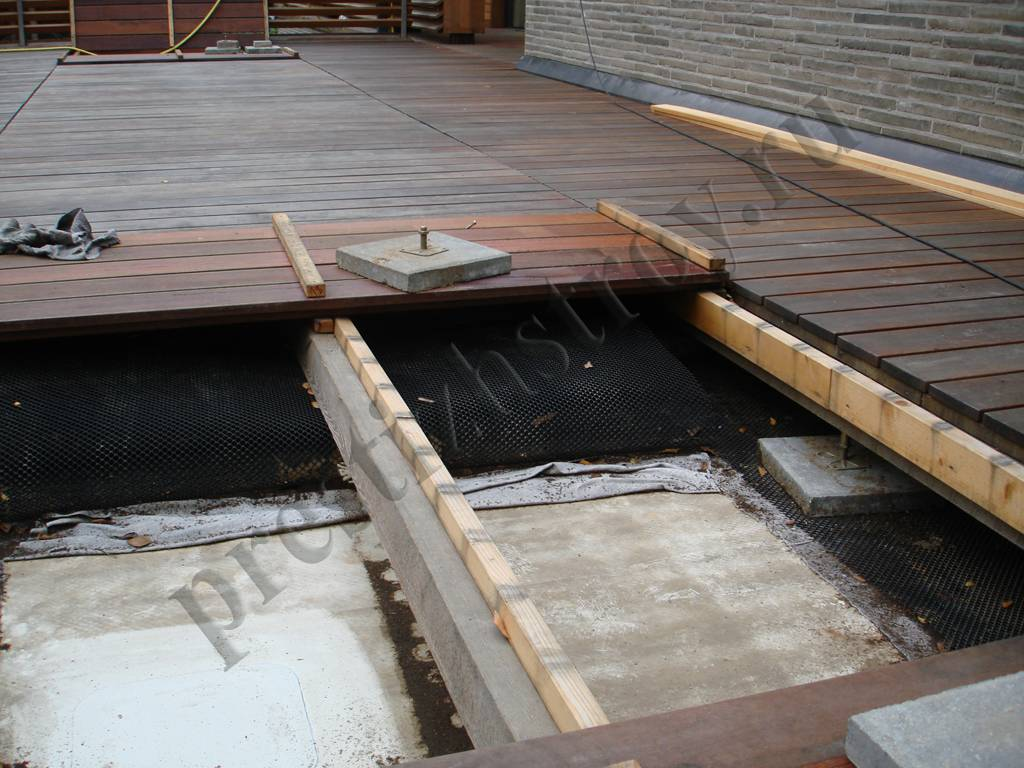 Особенности обустройства плоской крыши