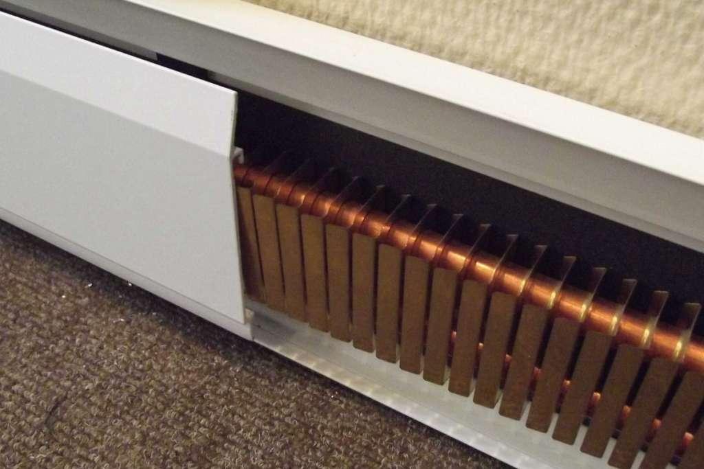 Водяной конвектор отопления: выбираем с умом конвекторы отопления водяные