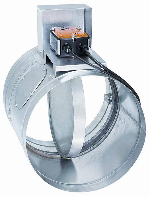 Противопожарный клапан для вентиляции (18 фото): пожарные и огнезащитные клапаны для вентиляционных систем, установка противодымного устройства с электроприводом