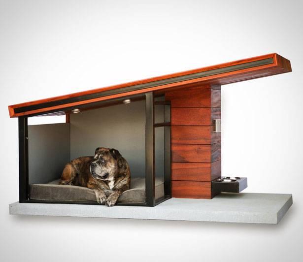 Как сделать элитную будку для собак