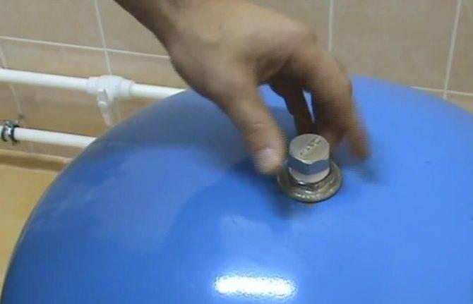 Какие мембраны для гидроаккумулятора? обзор как заменить- разновидности, устройство +видео