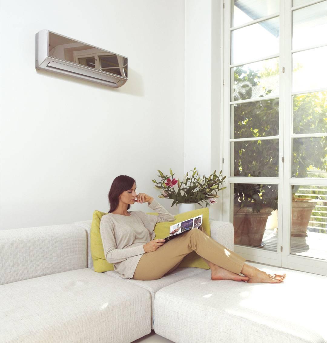Почему не холодит кондиционер в квартире