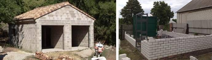 Из чего дешевле построить гараж: как лучше сделать и строить недорогой бюджетный гараж, а так же подбор простых дешевых материалов для строительства с малыми затратами