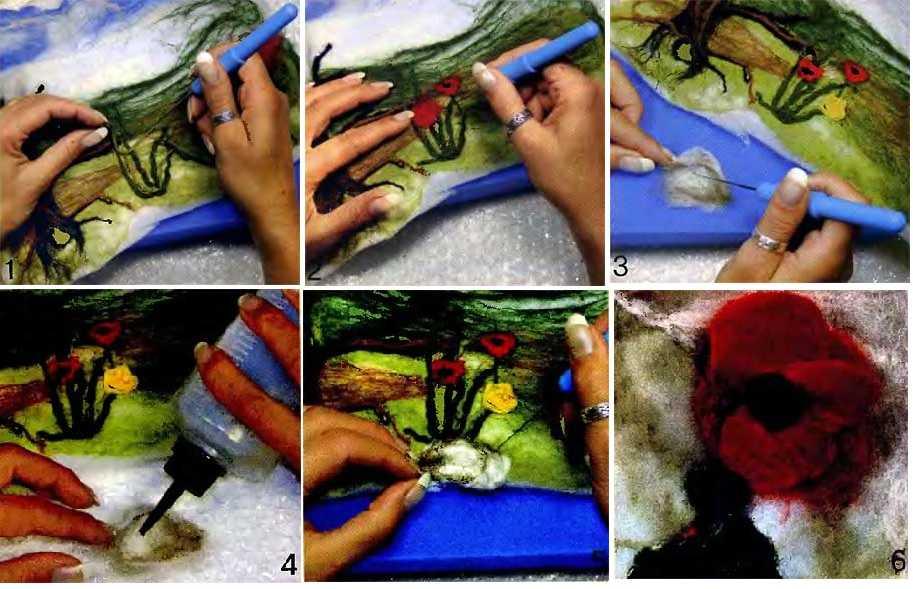 Как сделать цветы из ткани: 95 фото идей пошагового изготовления своими руками