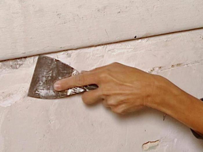 Подготовка стен под декоративную штукатурку - грунтовка и оштукатуривание