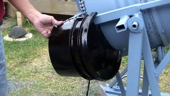 Бетономешалка своими руками: самодельный бетоносмеситель из стиральной машины. как сделать ее из бочки по чертежам самому в домашних условиях?