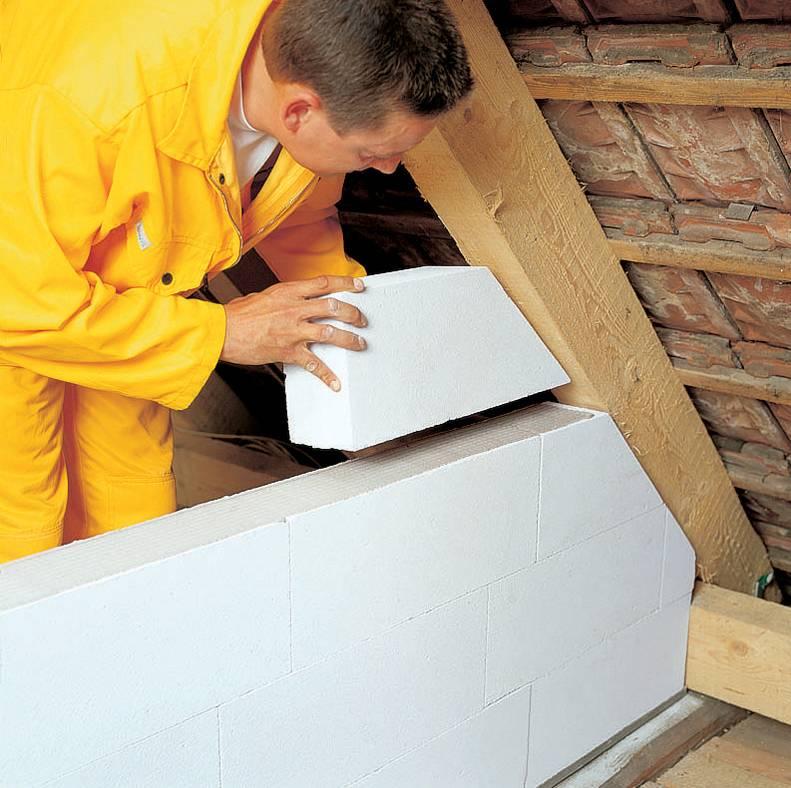 Как дом из газоблоков помогает сохранить прохладу летом. эксперимент