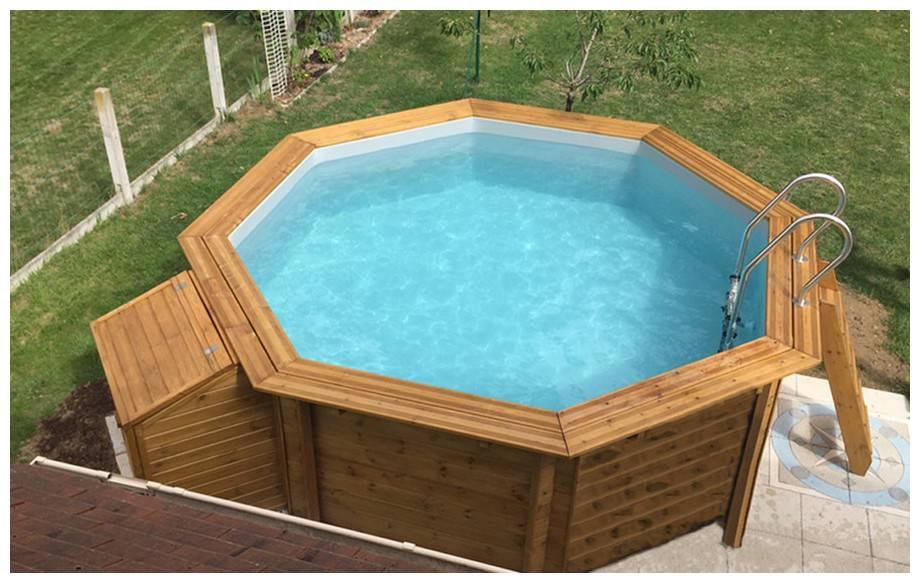 Каркасный бассейн во дворе дома своими руками: пошаговая инструкция с фото - строительство и ремонт