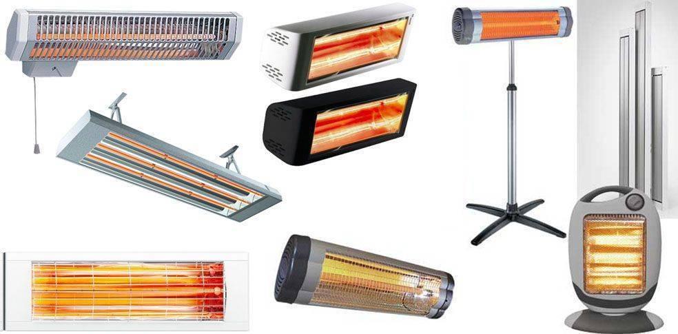 Инфракрасное отопление частного дома: все виды обогревателей