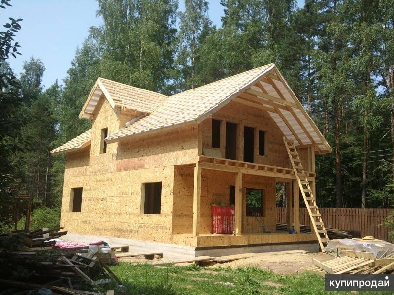 Из каких блоков лучше строить дом для постоянного проживания