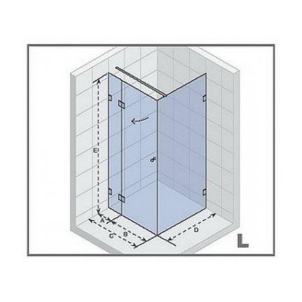 Размеры душевых кабин: маленькие, большие, угловые, с ванной, прямоугольные