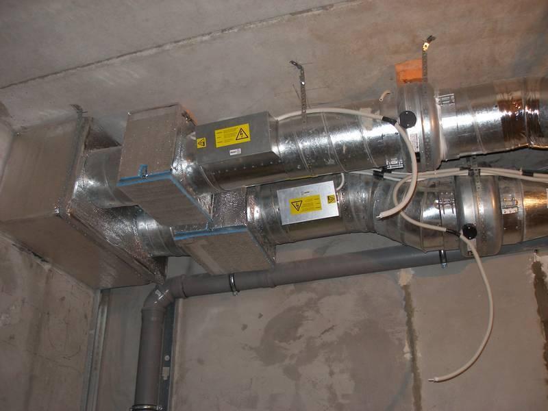 Приточная вентиляция с подогревом воздуха: особенности устройства и монтажа системы