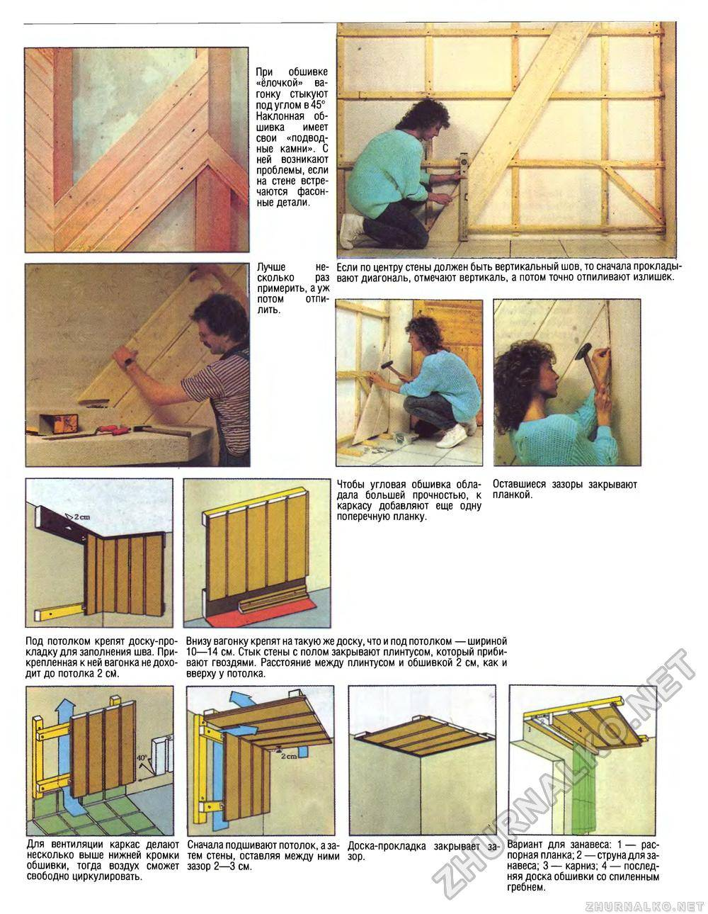 Потолок из вагонки – варианты применения и украшения потолка деревянными панелями (80 фото) – строительный портал – strojka-gid.ru