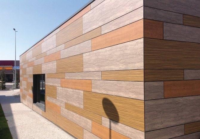 10 лучших материалов для облицовки фасада