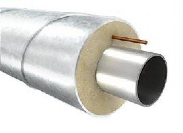 Как утеплить водопроводную трубу на улице: используем утеплители или провод для обогрева, что лучше?