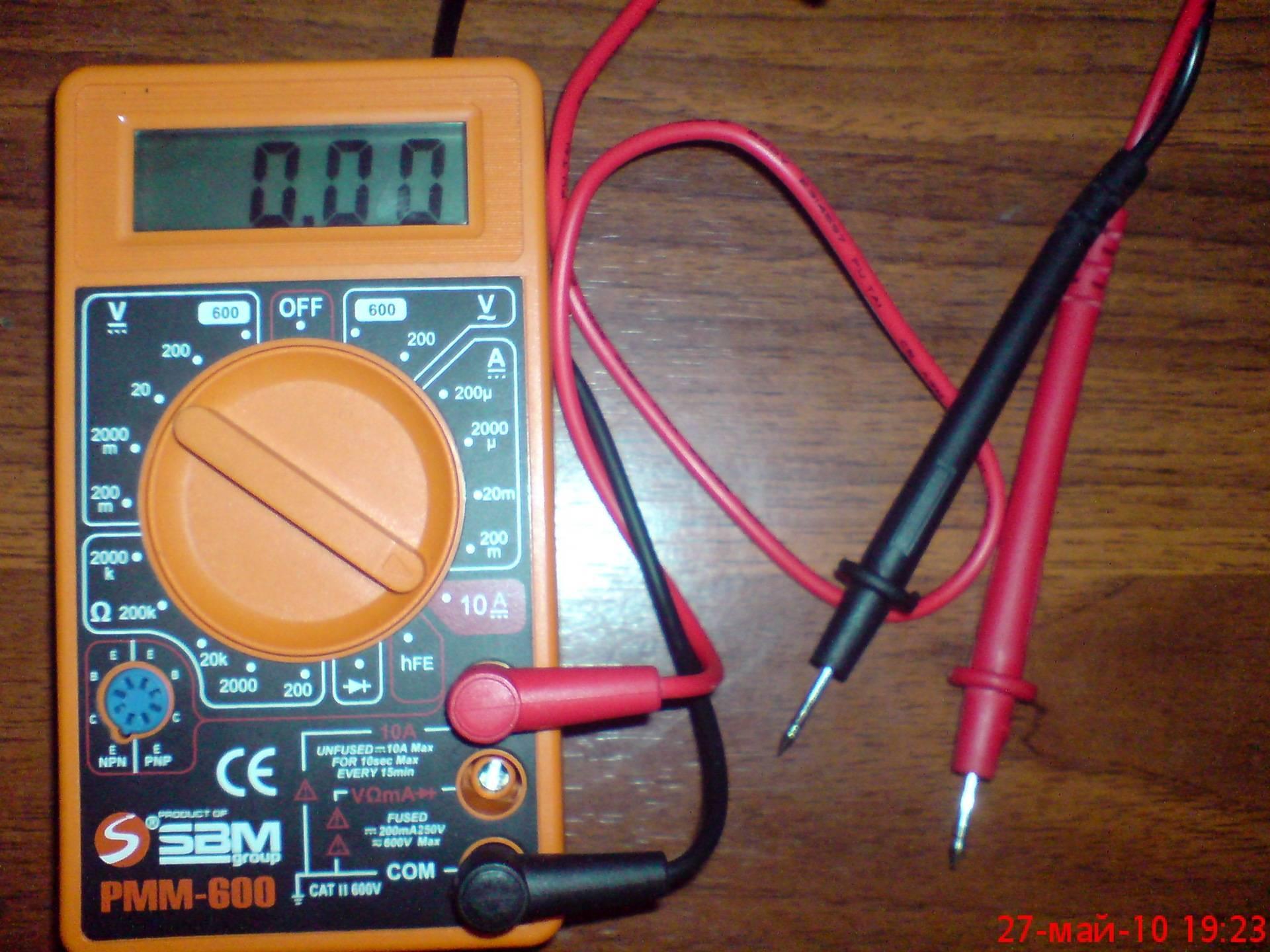 Все нюансы измерения напряжения мультиметром. как проверить напряжение в розетке: как измерить основные параметры тока в сети