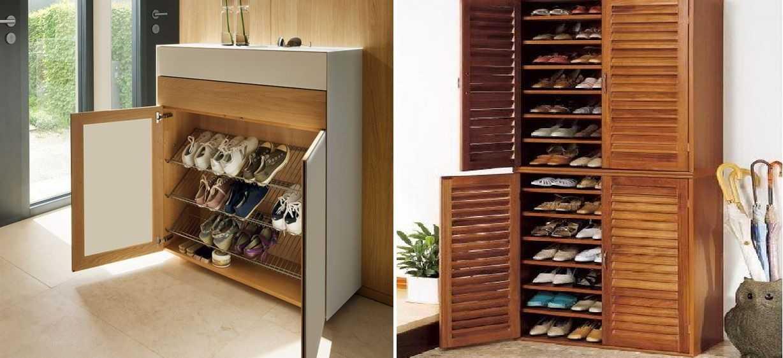 Комод для обуви как часть оформления пространства, советы по выбору