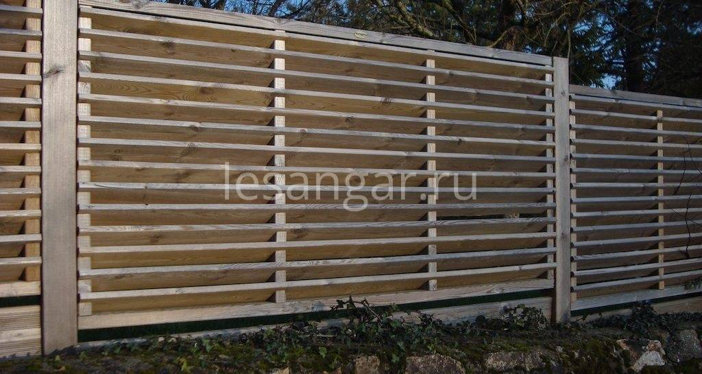Забор - устройство, [инструкция] как сделать своими руками