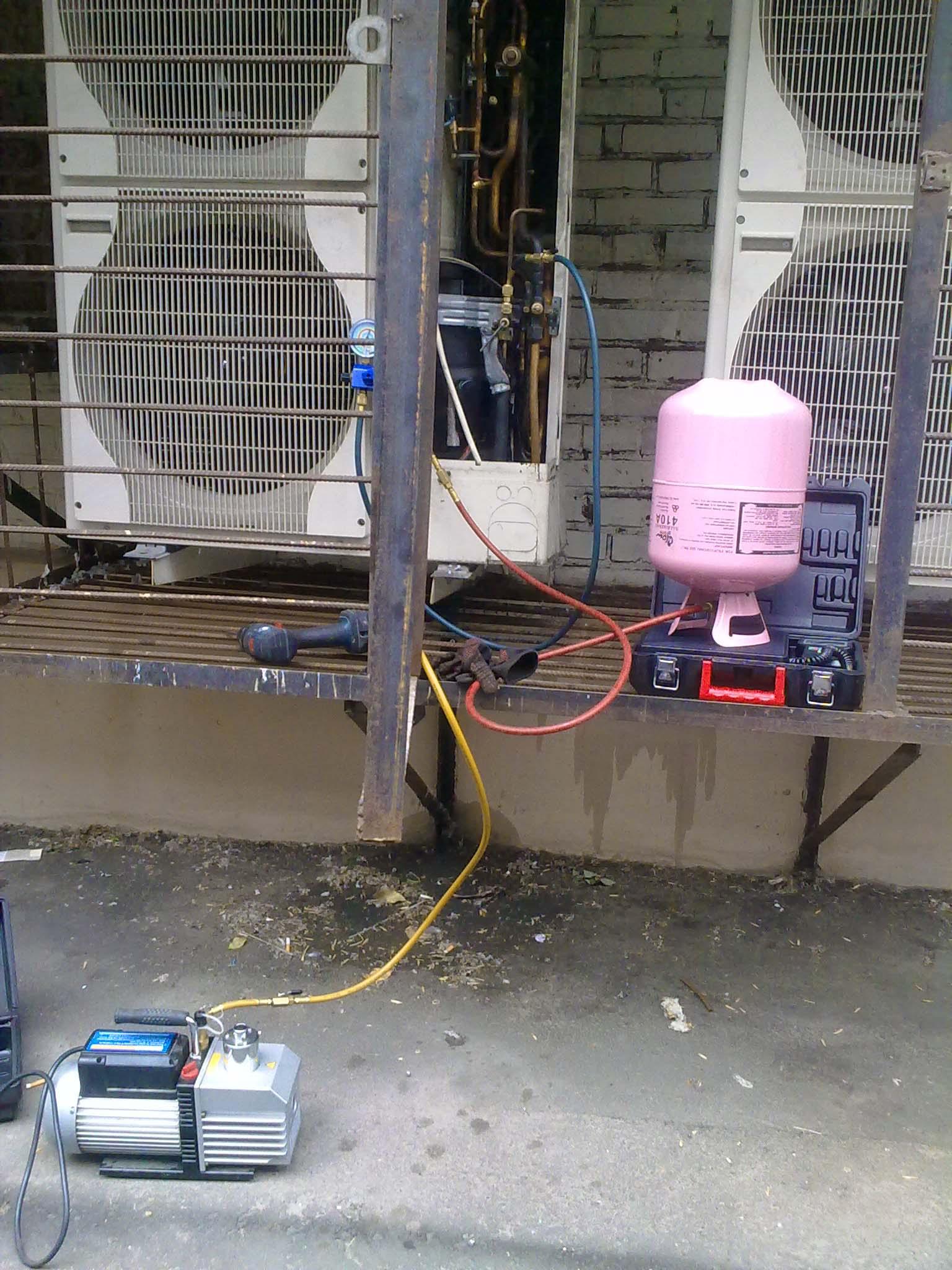 Заправка холодильника фреоном в домашних условиях: алгоритм проведения работ