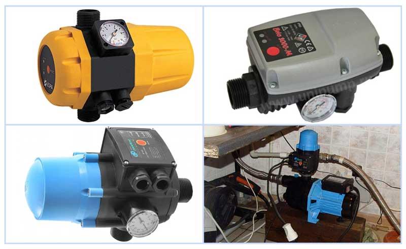 Автоматика для насоса — устройство для стабильного водоснабжения