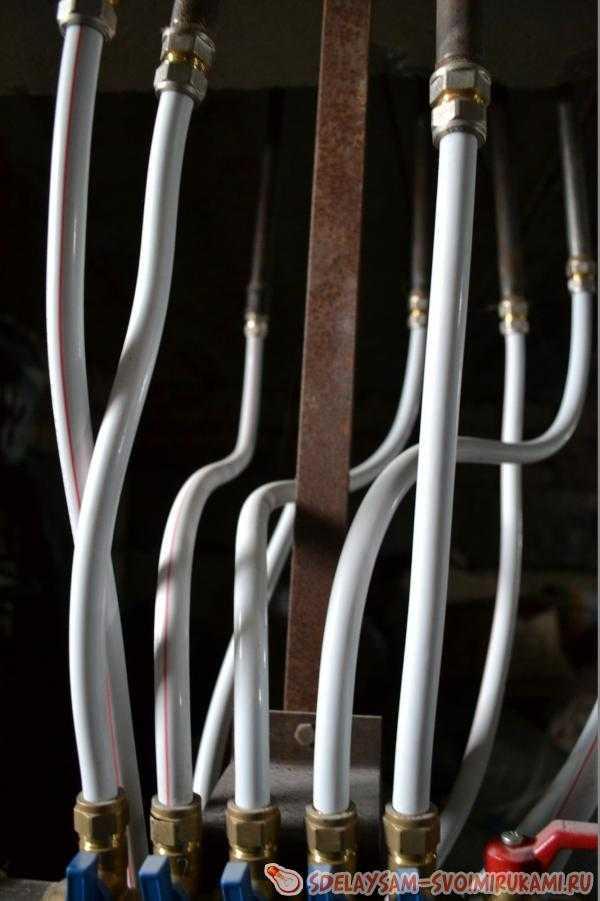 Соедиенние и монтаж металлопластиковых труб своими руками